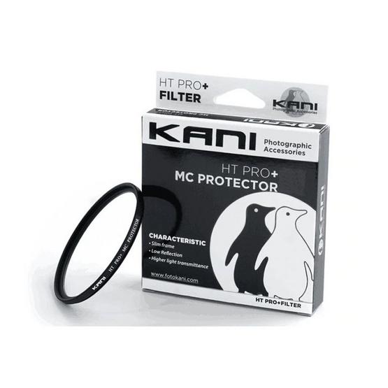 Kaniฟิลเตอร์HtPro+McProtector43mm.