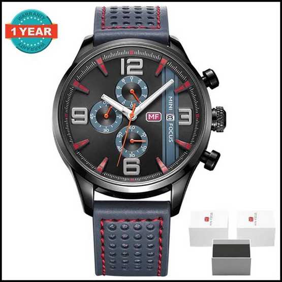Mini Focus นาฬิกาข้อมือ รุ่น MF0016