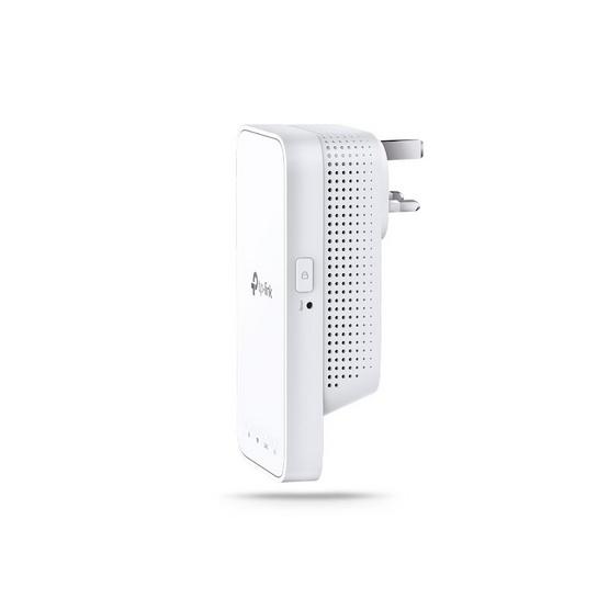 TP-Link อุปกรณ์ขยายสัญญาณ รุ่น RE300 AC1200 Dual Band Wireless Wall Plugged, Onemesh