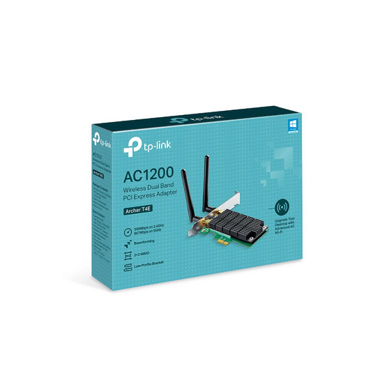 TP-Link PCI Adapter Archer-T4E AC1200 Dual Band Wireless