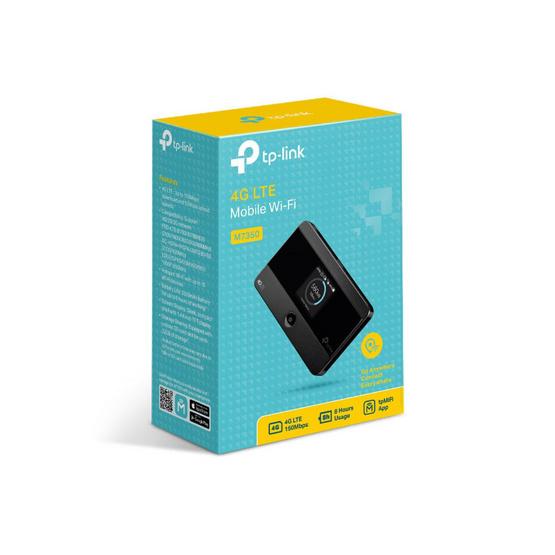 TP-Link Wifi พกพา รุ่น M7350 150Mbps 4G LTE-Advanced Mobile Wi-Fi