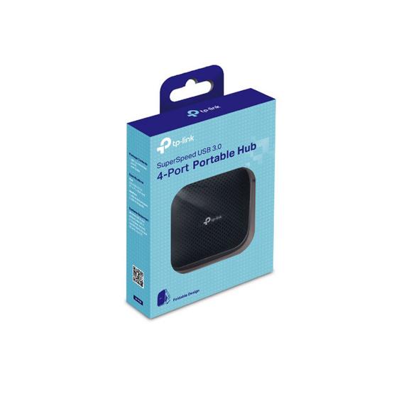TP-Link สวิชต์ฮับ รุ่น UH400 4-Port USB 3.0,1 USB 3.0 connector