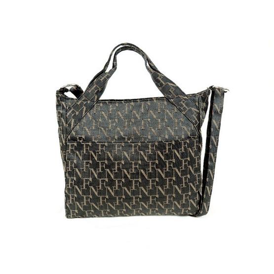 FN BAG BY FLYNOW กระเป๋าสำหรับผู้หญิง 1308-21-126-011 สีดำ