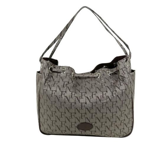 FN BAG BY FLYNOW กระเป๋าสำหรับผู้หญิง 1308-21-139-066 สีน้ำตาล