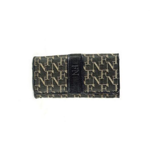 FN BAG BY FLYNOW กระเป๋าสตางค์สำหรับผู้หญิง 1308-24-013-011 สีดำ