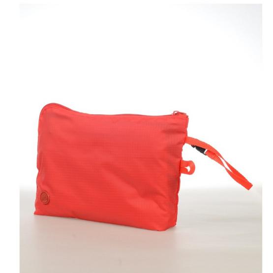Mc Jeans กระเป๋าเป้สะพาย พับได้ รุ่น M900152 สีแดง