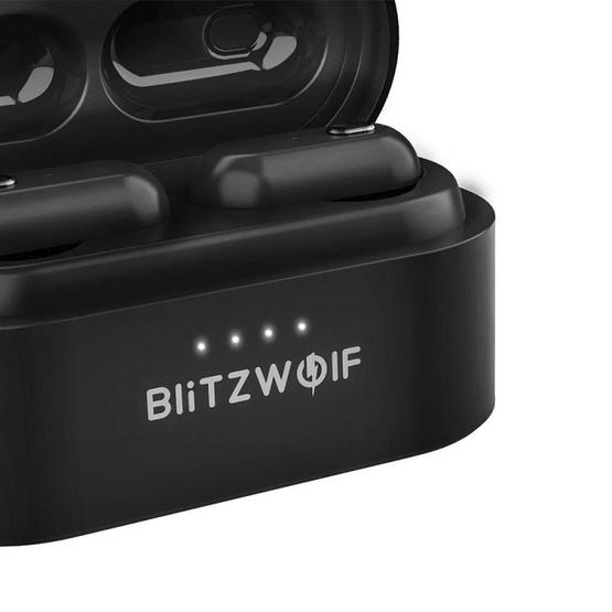 Blitzwolf หูฟังบลูทูธแบบ 2 ไดรเวอร์แบบ True Wireless รุ่น FYE7