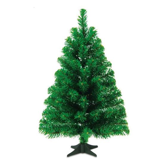 ต้นคริสต์มาส 2 ฟุต สีเขียว
