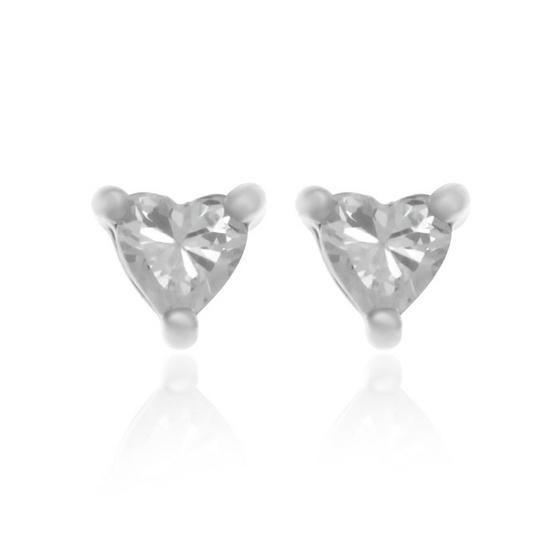 Jewelry Buffet ต่างหูสตัดหัวใจ