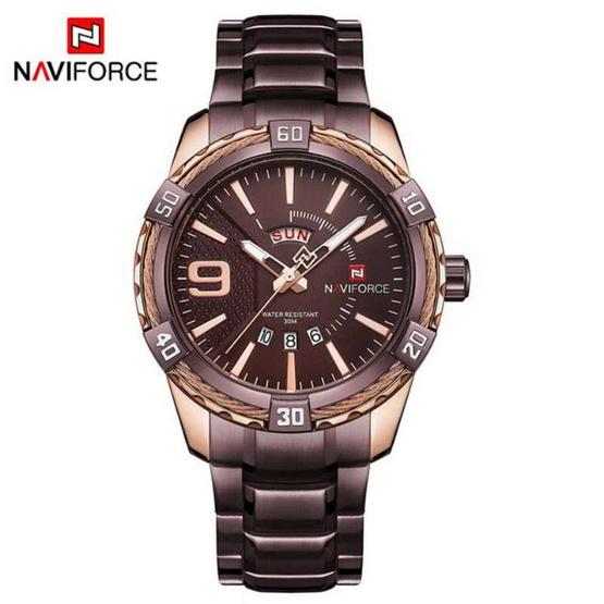 Naviforce นาฬิกา รุ่น NF9117M