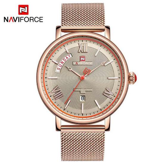 Naviforce นาฬิกา รุ่น NF3006M