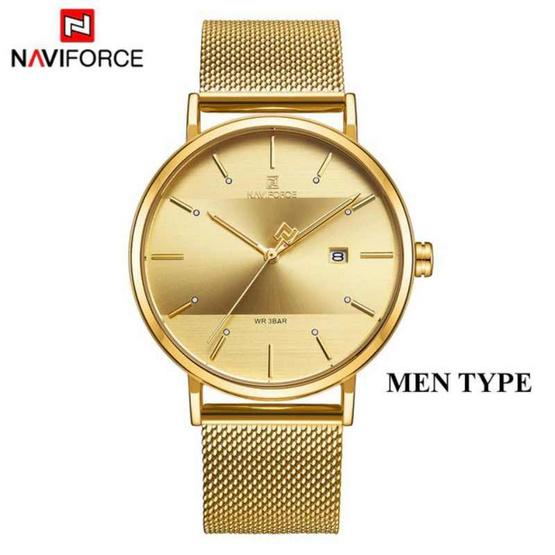 Naviforce นาฬิกา รุ่น NF3008M