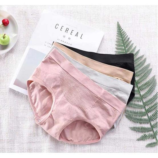 กางเกงชั้นใน เก็บพุง กระชับหน้าท้อง Soft comfortable panties