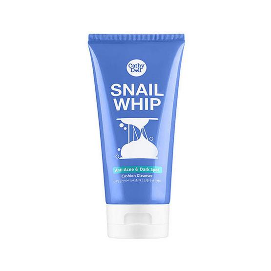 Cathy Doll Snail Whip Anti Acne & Dark Spot Cushion Cleanser 120 g