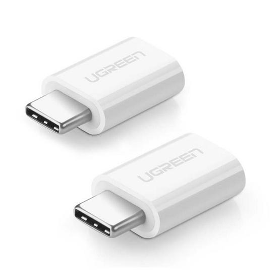 UGREEN รุ่น 30154 หัวแปลง USB 3.1 Type C ไปเป็น Micro USB Adapter