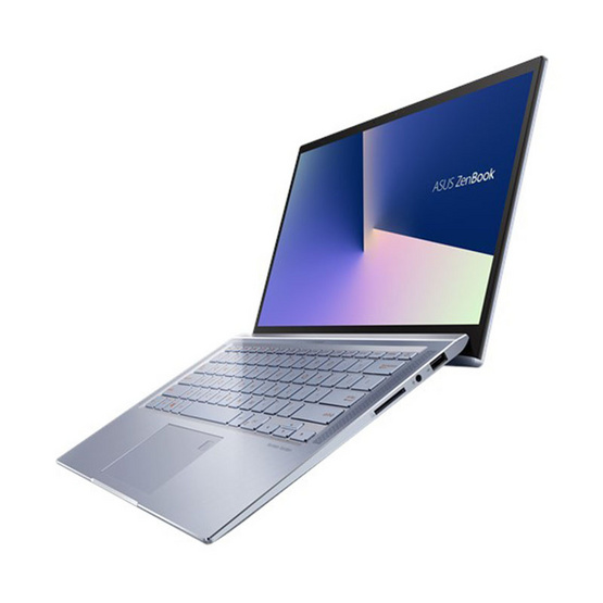 Asus โน๊ตบุ้ค ZenBook 14 UM431DA-AM038T Utopia Blue