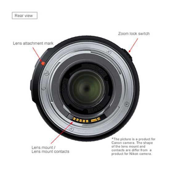 Tamron เลนส์ รุ่น A010 Canon