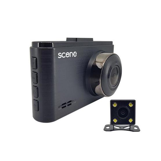 Scene กล้องติดรถยนต์ หน้า-หลัง Full HD 1080P รุ่น DG800