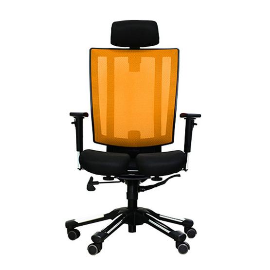 HARA CHAIR เก้าอี้สุขภาพ รุ่น อูรุส สีส้ม