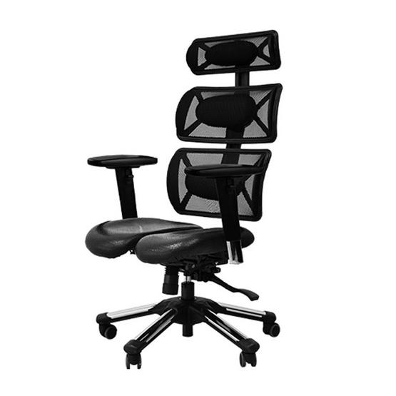 HARA CHAIR เก้าอี้สุขภาพ รุ่น ด๊อกเตอร์-2  สีดำ