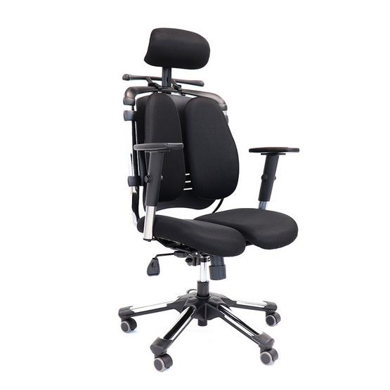 HARA CHAIR เก้าอี้สุขภาพ รุ่น นิชเช่- 2  สีดำ
