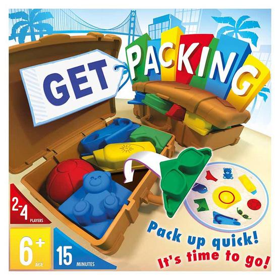 Get Packing (บอร์ดเกมแปลไทย)