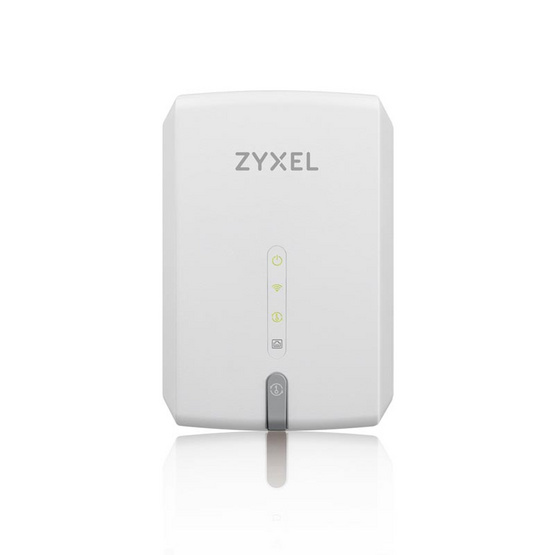 Zyxel อุปกรณ์ขยายสัญญาณ รุ่น WRE6602 AC1200 Dual Band WiFi Range Extender
