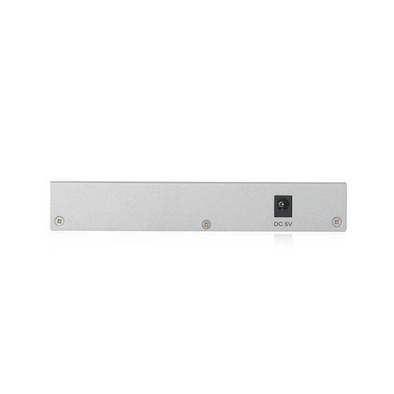 Zyxel สวิชต์ รุ่น GS1200-8 8-Port Web Managed Gigabit Switch