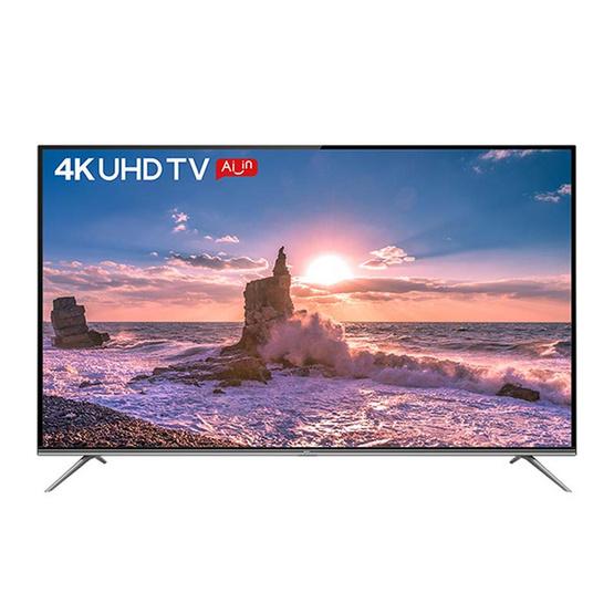 TCL 4K HDR LED ANDROID TV 9.0 55 นิ้ว รุ่น 55P8