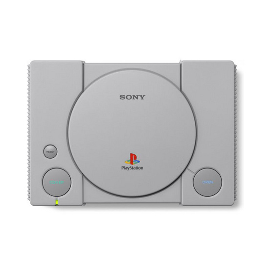 Playstation One Classic (US)