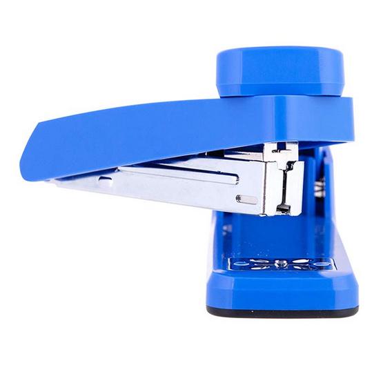 Deli 0434 เครื่องเย็บกระดาษ 25 แผ่น หมุนได้360องศา (คละสี)