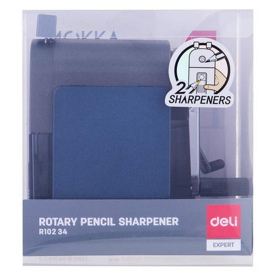 Deli เครื่องเหลาดินสอ เหลาได้ทั้งบนและล่าง