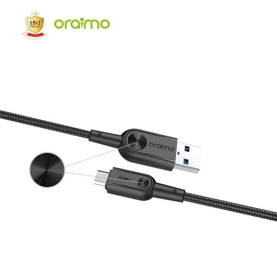Oraimo สายชาร์จ Micro Usb รุ่น OCD-M104