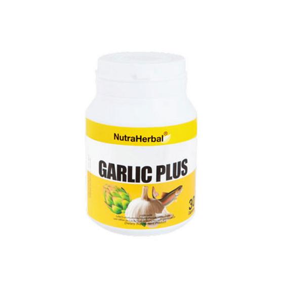 NutraHerbal การ์ลิก พลัส 30 แคปซูล 1 กระปุก