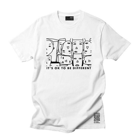 เสื้อยืด Art Story by Autistic Thai