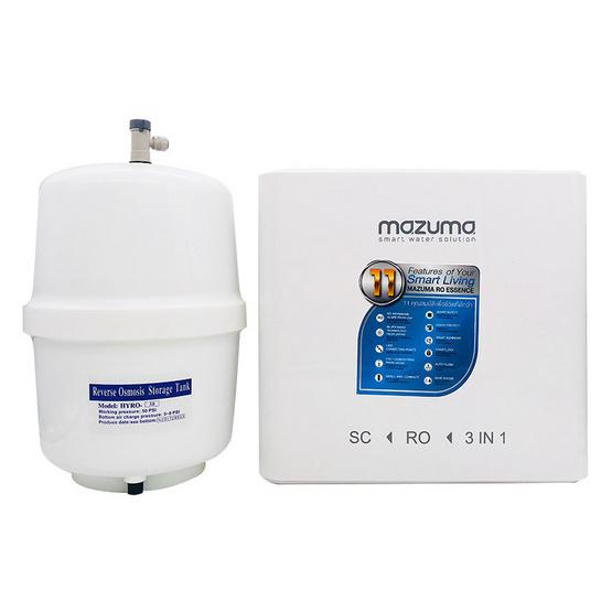 MAZUMA เครื่องกรองน้ำดื่ม ESSENCE ระบบ RO