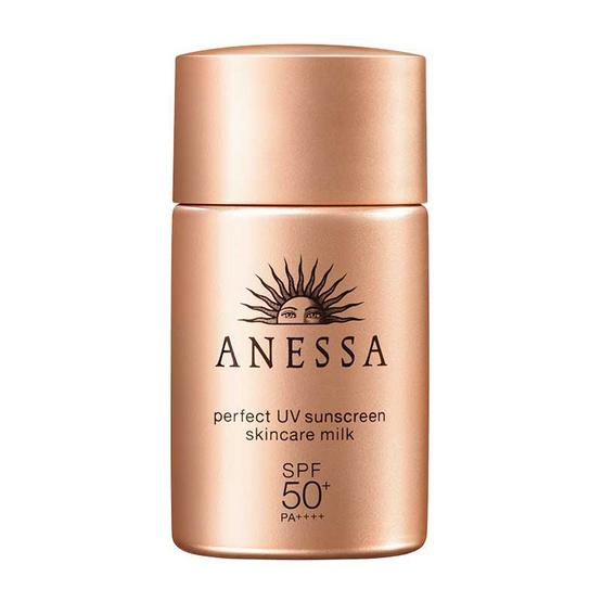 Anessa ครีมกันแดด Perfect UV Sunscreen Milk 20 มล.