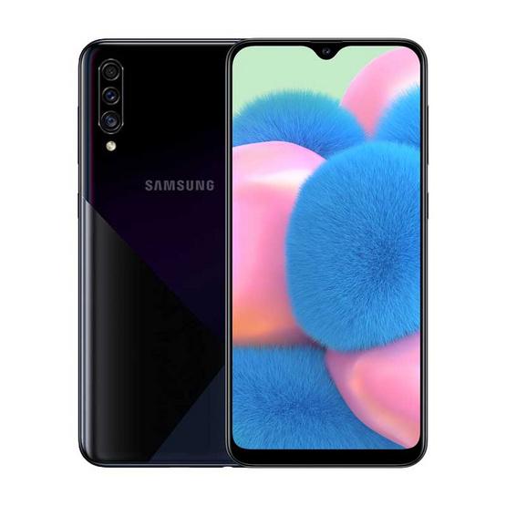 smartphone tracker on Samsung Galaxy A30s