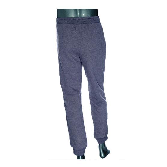 กางเกงวอร์มขายาว สีเทา