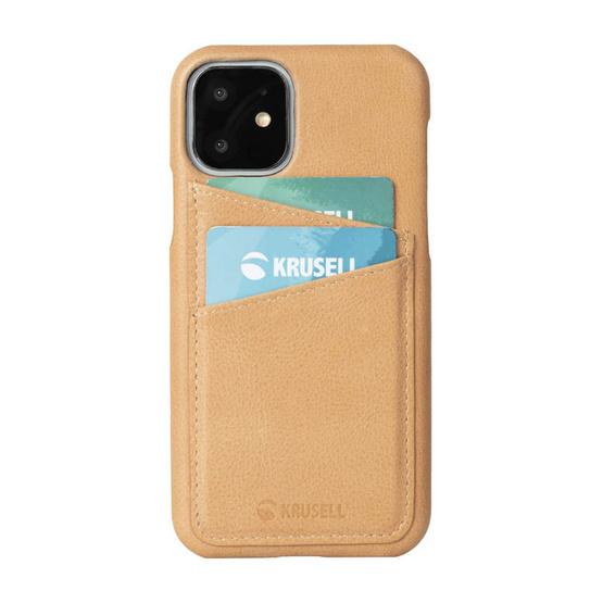 Krusell เคสมือถือ รุ่น SunneCardCover สำหรับ iPhone 11