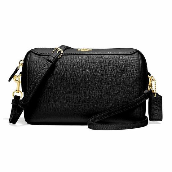 กระเป๋า COACH F76629 BENNETT CROSSBODY (IMBLK) [MCF76629IMBLK]