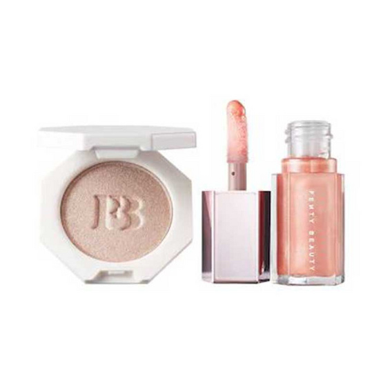 FENTY BEAUTY Bomb Baby 2.0 - Mini Lip And Face Set (Limited Edition)