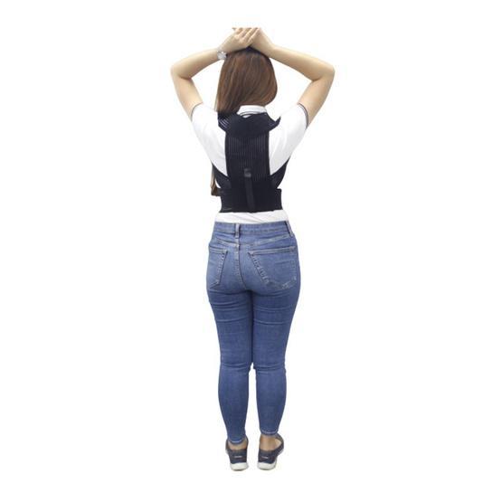 Anny สเตย์แผ่นพยุงหลัง No.290 สีดำ Free Size