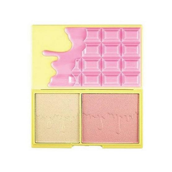 Makeup Revolution บลัชออน I Heart Chocolate