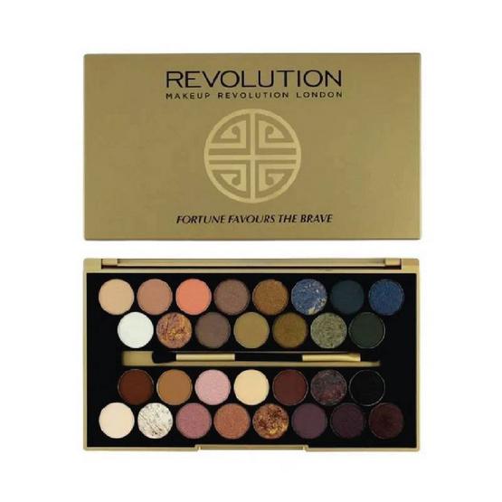 Makeup Revolution อายแชร์โดว์ (30Ultra) #Fortune Favours The Brave