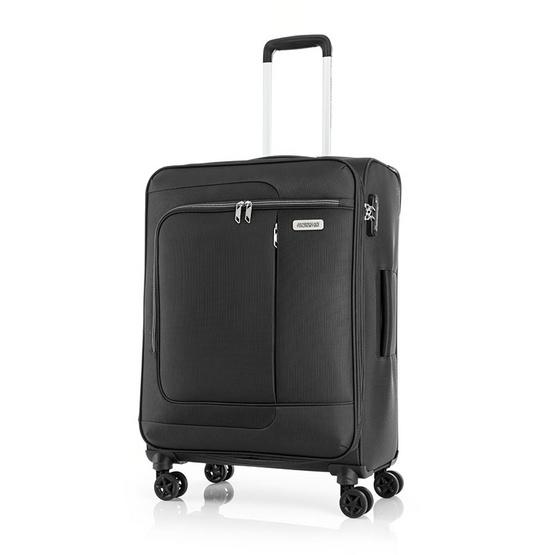 American Tourister กระเป๋าเดินทาง รุ่น SENS SPINNER 68/25 EXP TSA (25นิ้ว)
