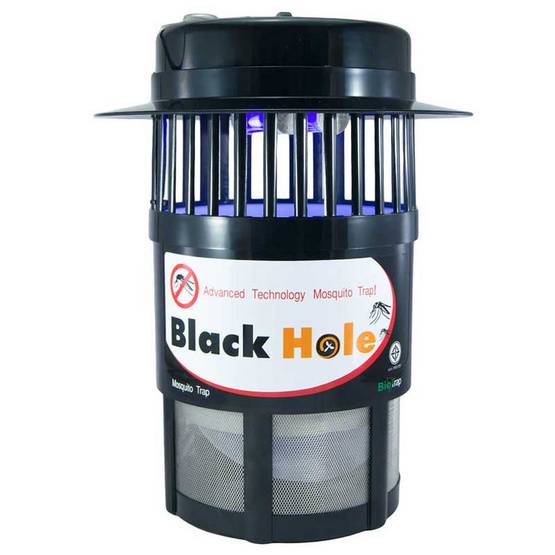 เครื่องดักจับยุง รุ่น Black Hole