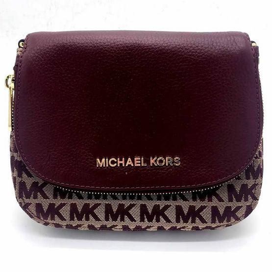 กระเป๋า MICHAEL KORS 35F9GBFC1J Shoulder Bag (OXBLOOD) [MC35F9GBFC1JOXBLOOD]