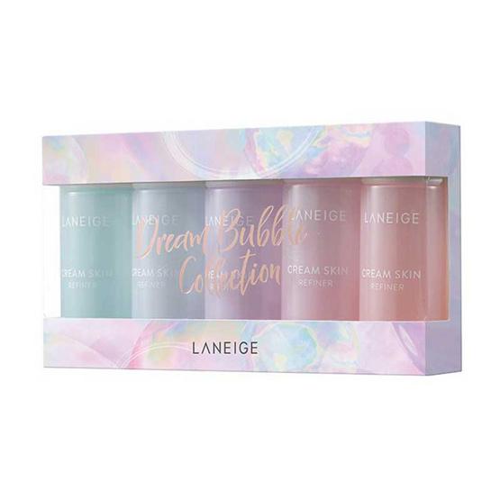 Laneige Dream Bubble Collection Cream Skin Refiner (5 x 50ml)