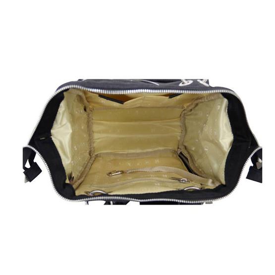 Huskies กระเป๋าเป้แฟชั่น รุ่น HK02-751 BL สีดำ